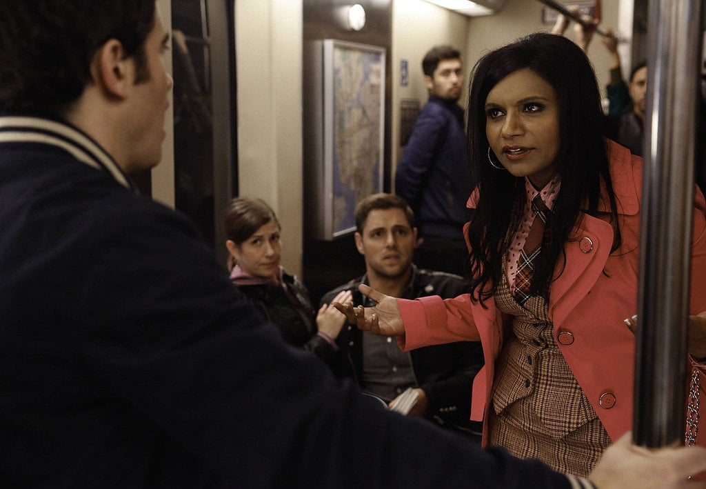 Even The Mindy Project's Mindy Lahiri took notice.