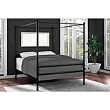 Mainstays Metal Canopy Bed