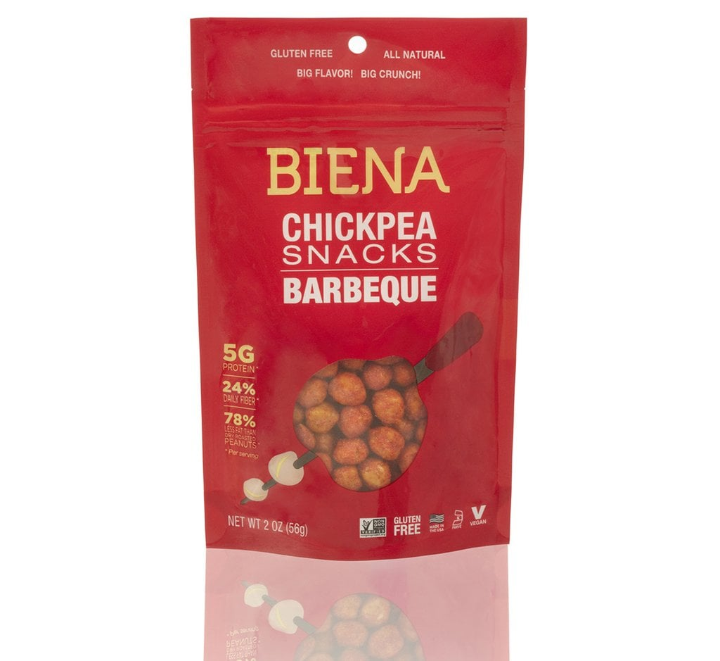 Biena Chickpea Snacks in Barbeque