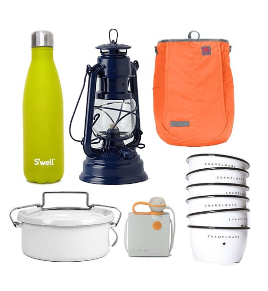 Stylish, Cute Camping Supplies