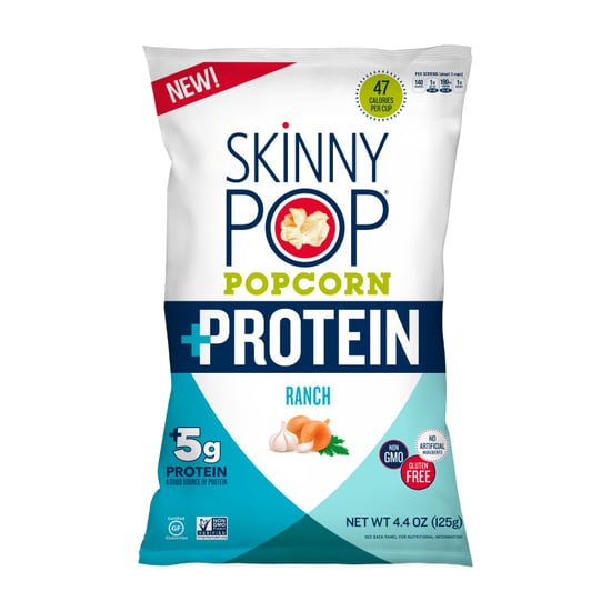SkinnyPop Protein Popcorn Flavors 2018