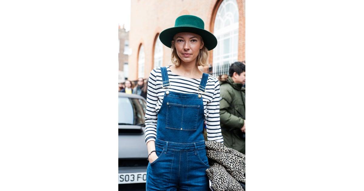 London Fashion Week Fall 2015 Fashion Week Street Style