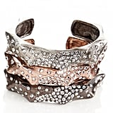 Moonlit Pave Thorn Cuff ($184 each)
