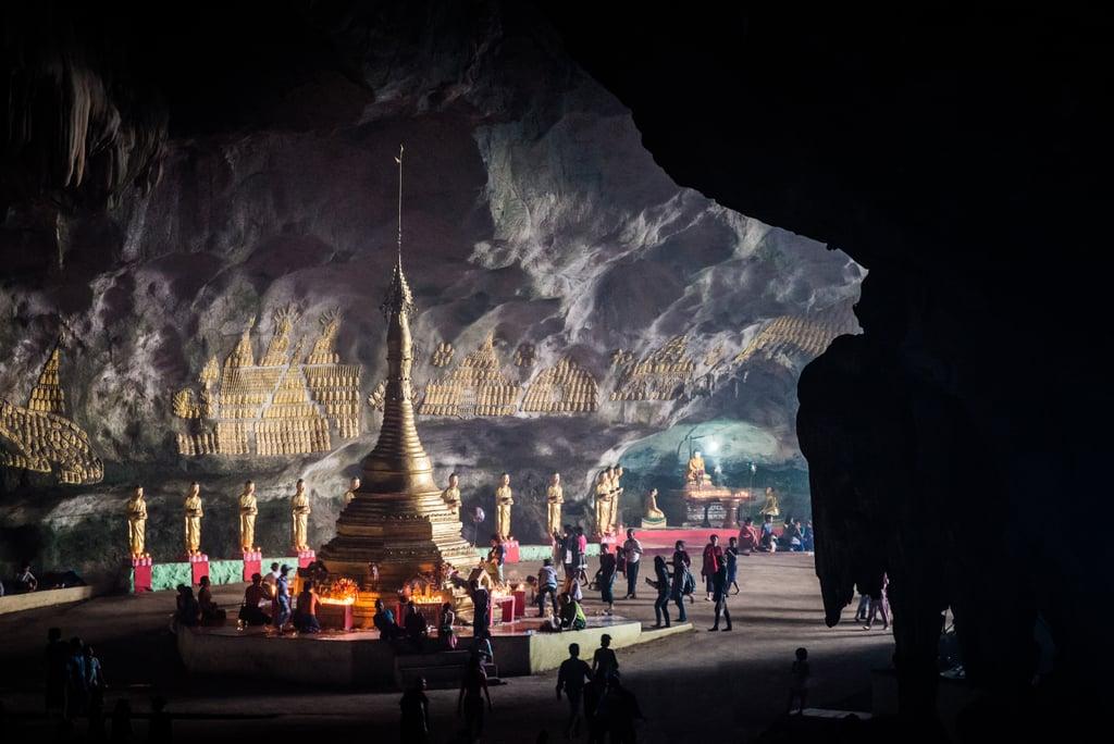 Sadan (or Saddan) Cave, Myanmar