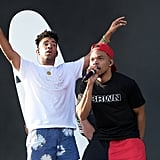 SuperDuperKyle and Chance the Rapper