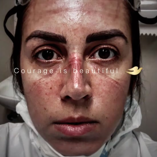 "Dove's ""Courage Is Beautiful"" Features Healthcare Workers"