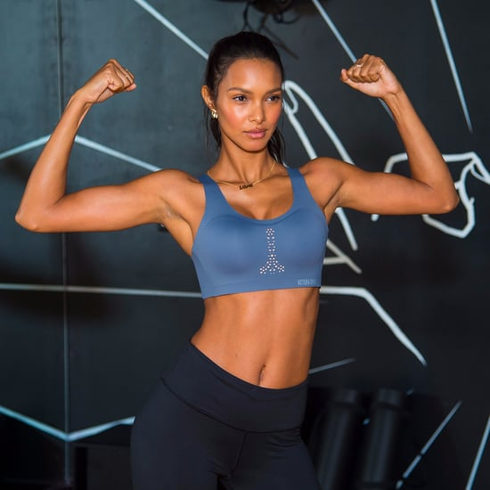 How Do Victoria's Secret Models Train?