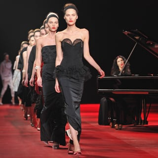 2013 Autumn Winter Paris Fashion Week: Nina Ricci Runway