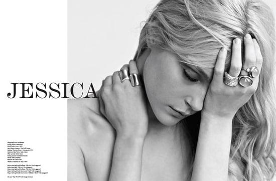 Jessica Stam for Vs F/W 09-10