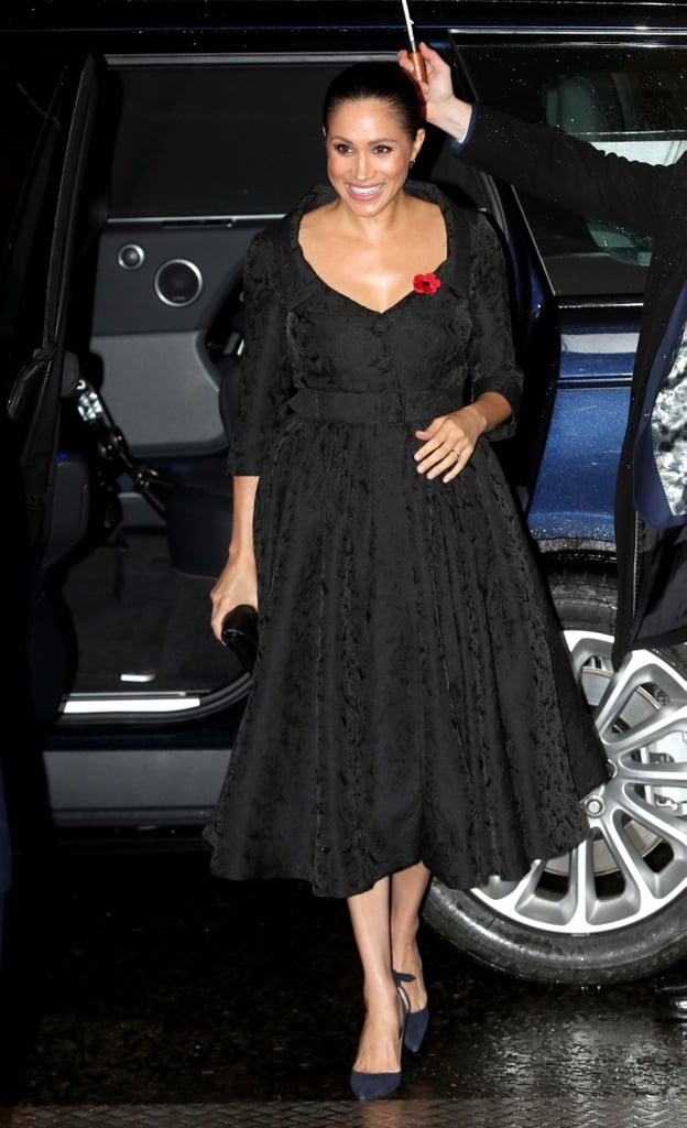 Meghan Markle at the Festival of Remembrance 2019