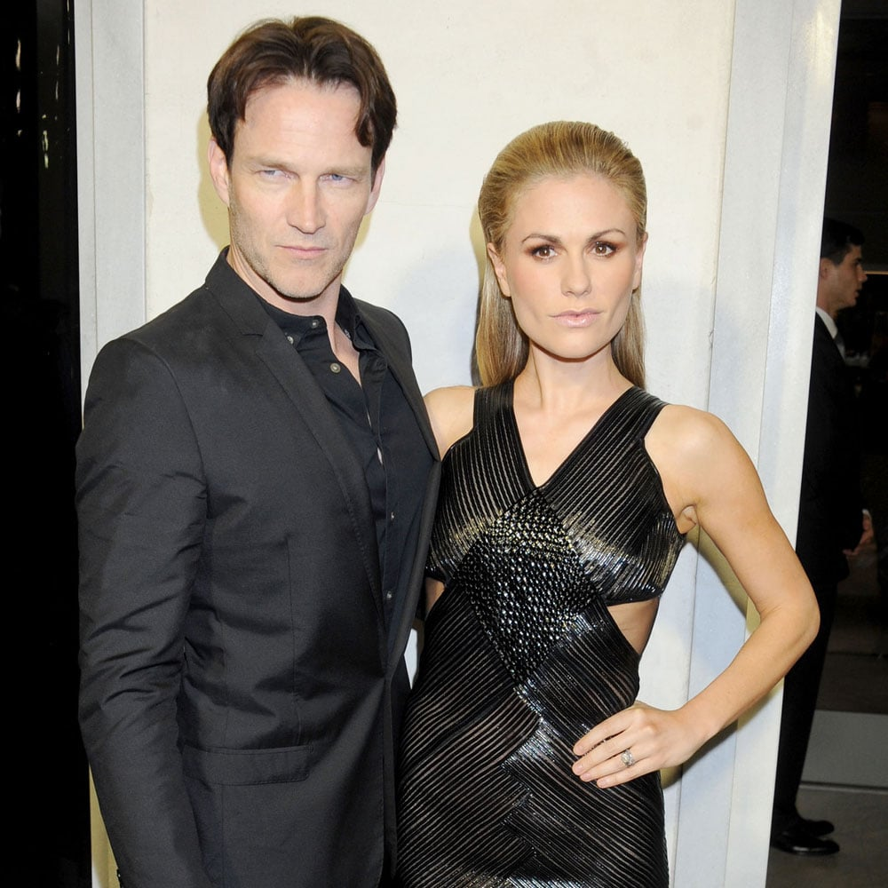 Anna Paquin and Stephen Moyer at Tom Ford Event in LA