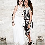 Pamela Love and Mara Hoffman at the 2013 CFDA Awards. Source: Benjamin Lozovsky/BFAnyc.com