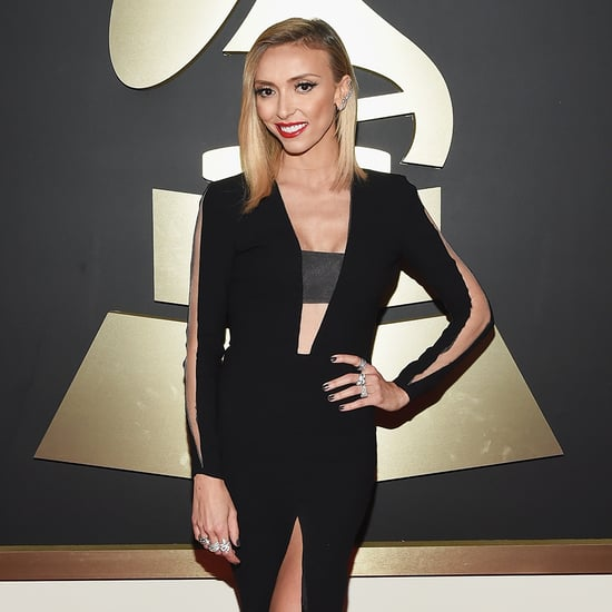Giuliana Rancic Wearing Australian Fashion Designers