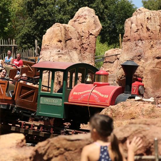 Disneyland Rides Ranked