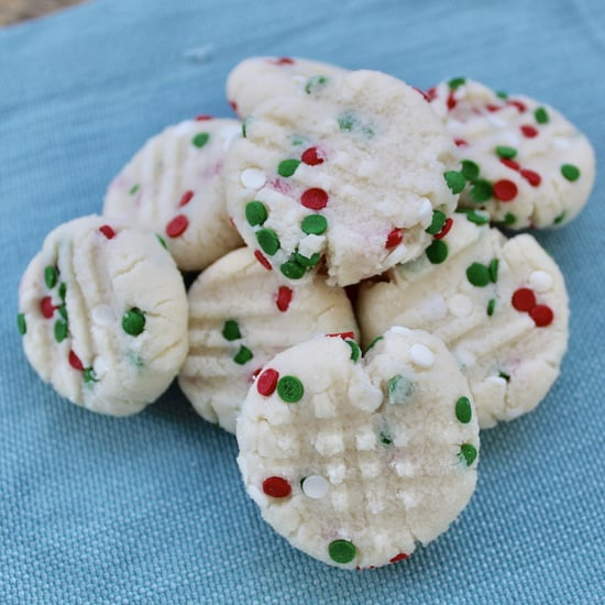 Cream Cheese Holiday Mints Recipe + Photos