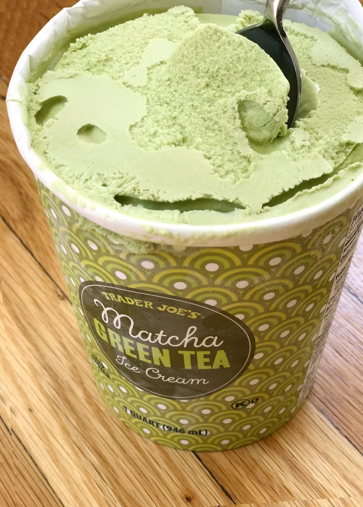Pick Up: Matcha Green Tea Ice Cream ($5)