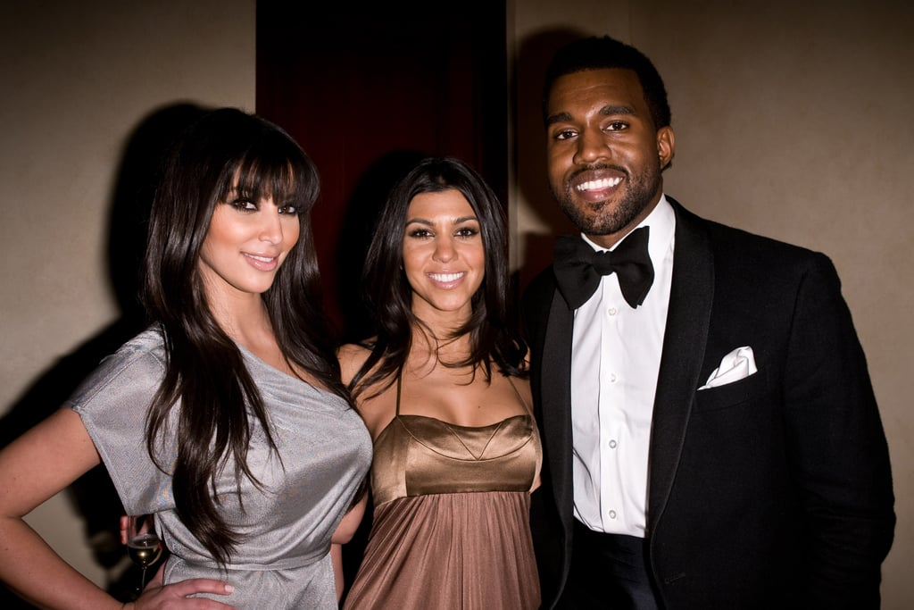 2010: Kanye Appears on Kourtney and Kim Take New York