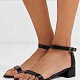 Chrissy's Exact Stuart Weitzman Sandals