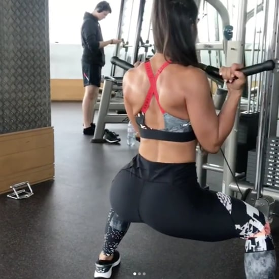 Full-Body Cable Machine Workout
