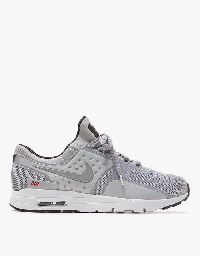 timeless design b739b 2e90b Nike Air Max Zero in Metallic Silver