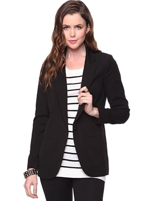 "And finally, ""A neat blazer. Something boy-meets-girl, but still classical,"" Kate told us.   Forever 21 tailored boyfriend blazer ($28)"
