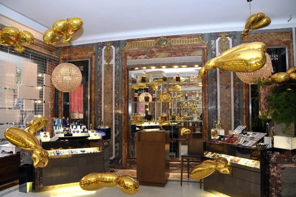 """Guerlain Celebrates 180 Years With """"The Revival of Time"""""""
