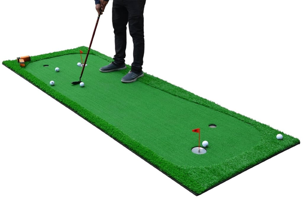 77tech Golf Putting Green Gifts For Retired Parents