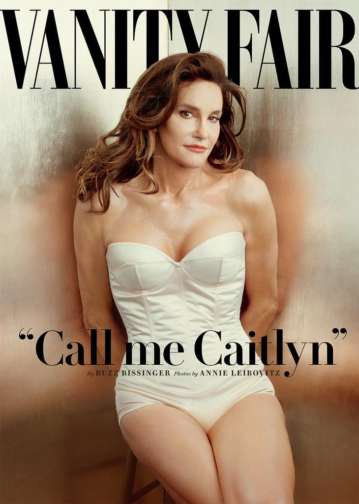 Caitlyn Jenner Beauty Look