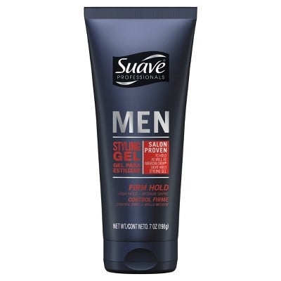 Suave Men Firm Hold Styling Gel