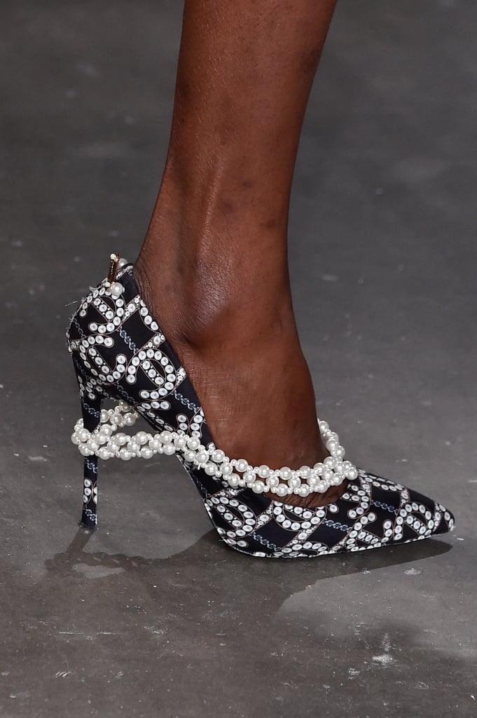 Spring Jewellery Trends 2020: Shoe Jewellery