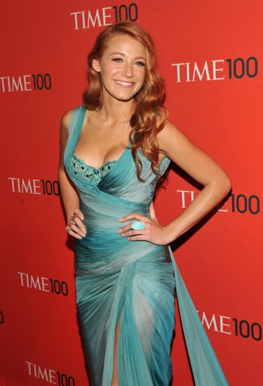 Blake Lively Wearing Chanel to 2011 Costume Institute Gala