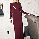 Daria Strokous at the opening of Backbar in New York.