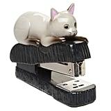 Gray Cat Stapler