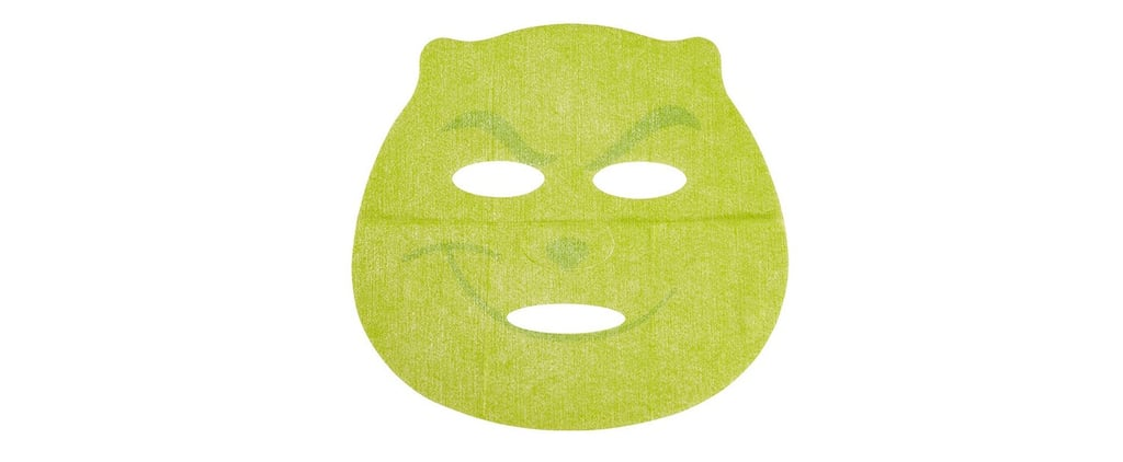 Pur Grinch Sheet Mask