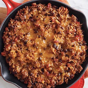 Meat and Cheese Casserole For Kids