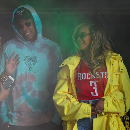 Beyonce and JAY-Z at the Made in America Festival 2017