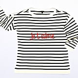 Talbots Sequin Je T'Aime T-shirt