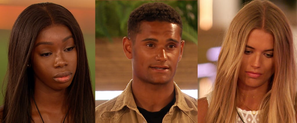 Yewande Danny and Arabella Recoupling  Love Island 2019