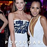 Pictured: Kerry Washington and Kate Beckinsale