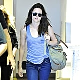 Kristen Stewart Takes Off on Her Fourth of July