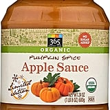 365 Everyday Value Organic Pumpkin Spice Apple Sauce ($3)