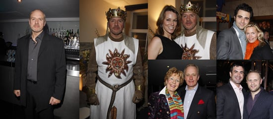 Alan Dale Stars in Spamalot on London's West End