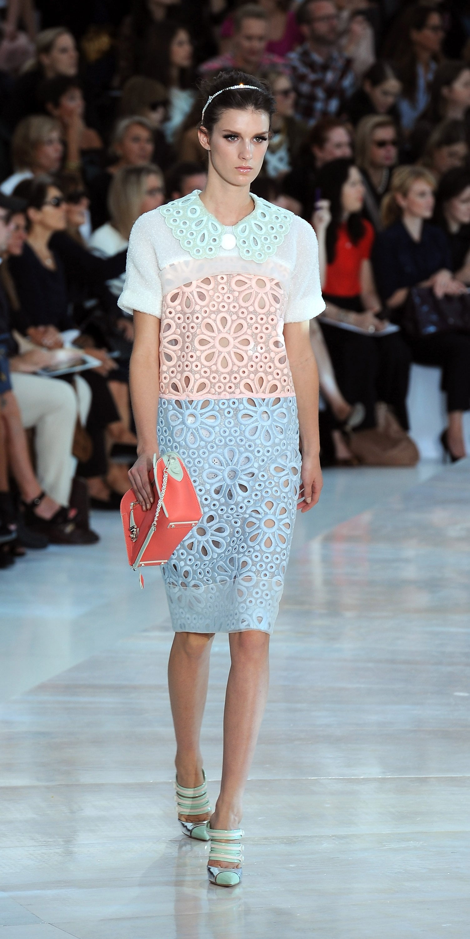 Review and Pictures of Louis Vuitton Spring Summer 2012 ...