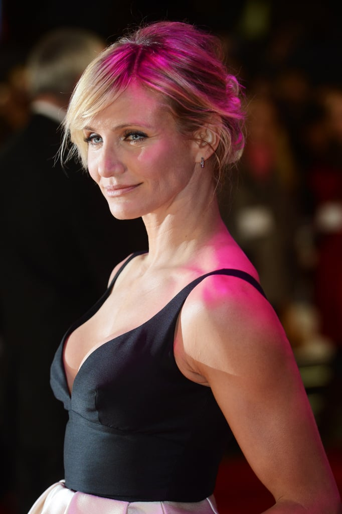 Cameron Diaz Joins Colin Firth For a Gambit Good Time