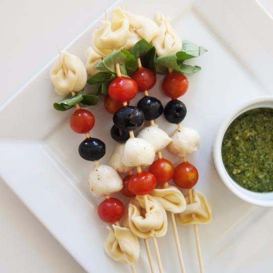 Tortellini Skewers Recipe
