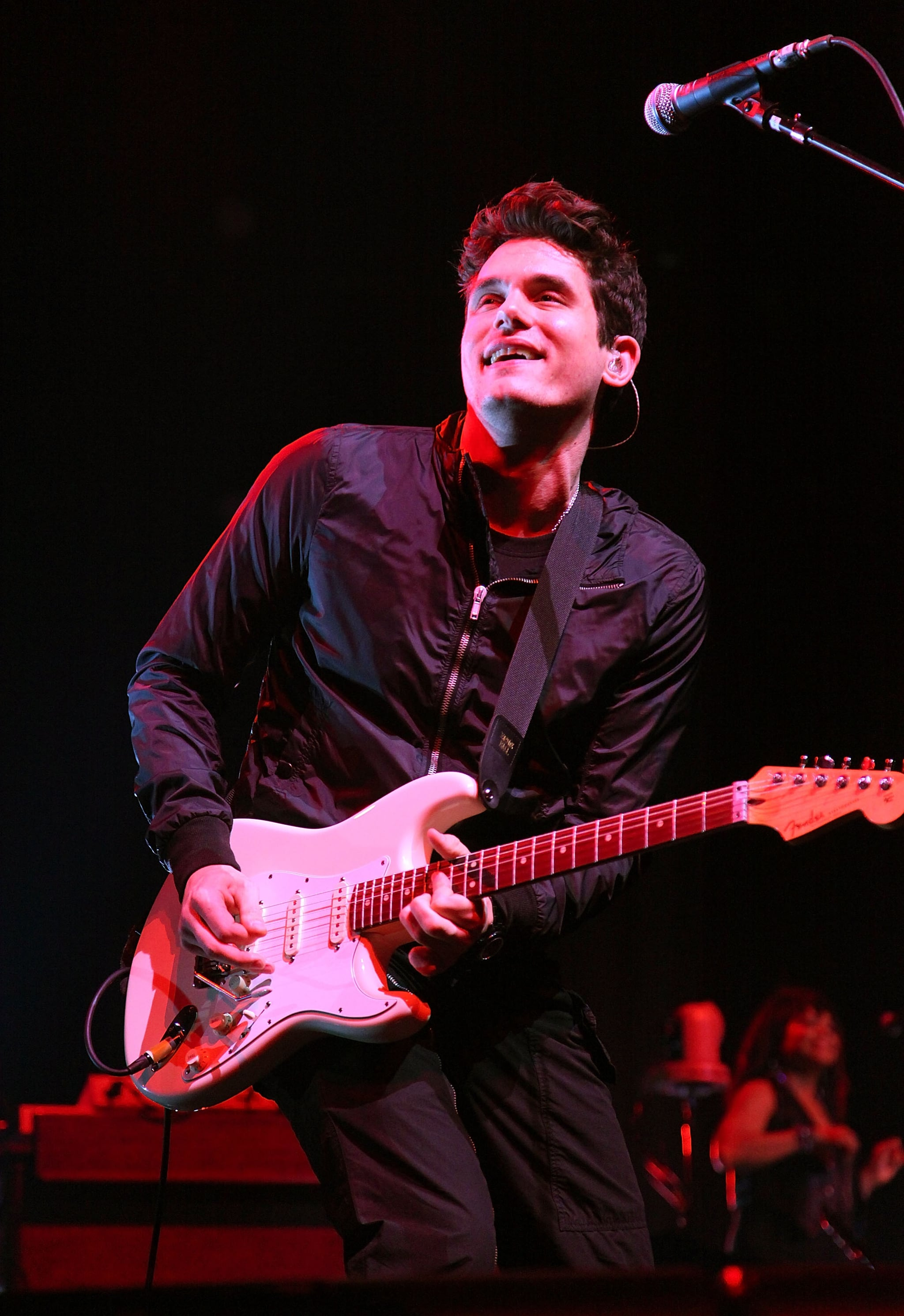 Photos Of John Mayer On Stage At Madison Square Garden In