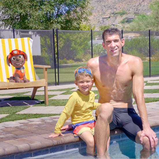 Paw Patrol and Michael Phelps's Water-Safety PSA