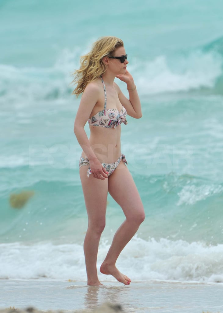 NBC Stars Aimee Teegarden and Gillian Jacobs Make a Splash in Their Bikinis
