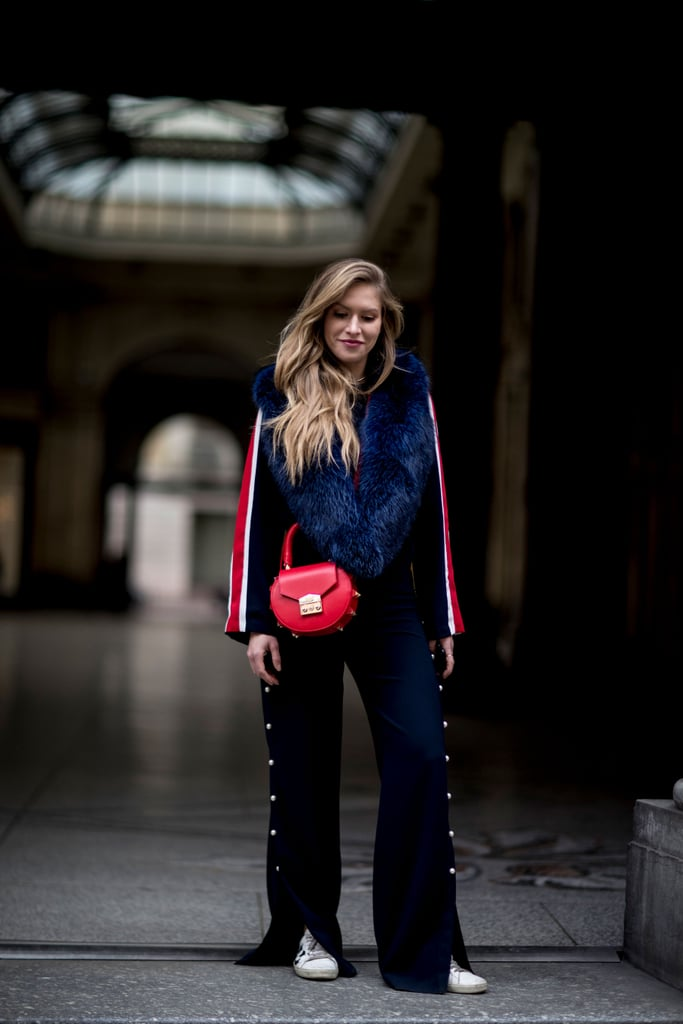 Best Street Style at Milan Fashion Week Fall 2017 ...