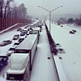 The highways were no joke.